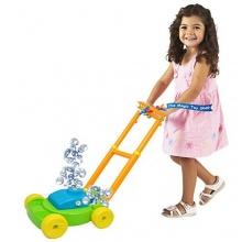 Kinderrasenmäher Bläschen Maschine Garten Party MTS Bild 1