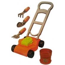 Spielzeug Set Kinderrasenmäher von Kandy Toys 6tlg. Bild 1