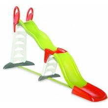 Smoby Kinderrutsche 2-in-1 Wellenrutsche Megagliss  Bild 1