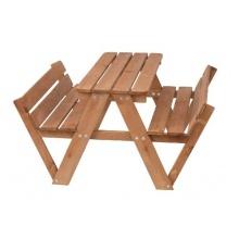 Impag Gartenmöbel Kindersitzgruppe Kiddy für 4 Kinder Bild 1