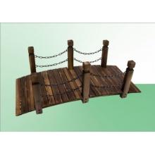 Hergestellt für DEMA Gartenbrücke Rustika 148 cm Bild 1