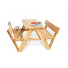 Pinolino,Lilli Kindersitzgruppe für 4 mit Rücklehne Bild 1