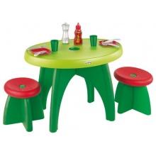 Ecoiffier 583 - Gartentisch Kindersitzgruppe  Bild 1