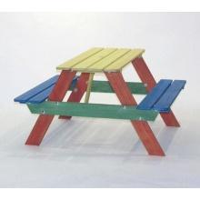 Tisch Bank Kindersitzgruppe von Elka Bild 1