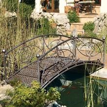Pötschke Ambiente Gartenbrücke Ponte di Venezia, groß Bild 1