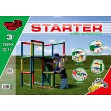 QUADRO Starter Spielturm Kletterturm,Klettergerüst Bild 1