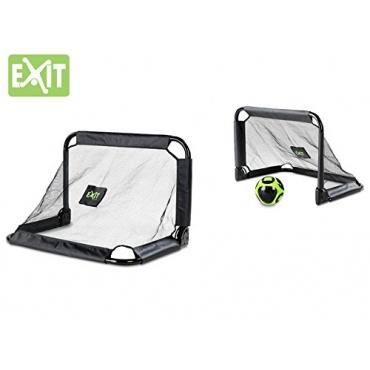 Exit Pico Mini Fußballtor 2er Set zusammenfaltbar   Bild 1