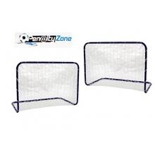 Mini Fussballtor 2 Stück von Penalty Zone Bild 1