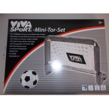 VIVA Sport Mini-Fuballtor-Set Bild 1