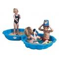 Paradiso Toys 703 - Sand-/Wassermuschel,Sankiste v IMP Bild 1