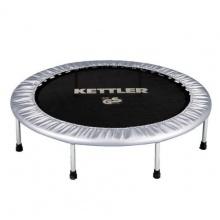 Kettler Trampolin, silber schwarz, 95 cm, 07290-900 Bild 1