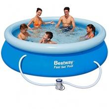 Bestway 57109GS,Fast Set aufblasbarer Pool 305 x 76 cm Bild 1