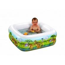 Wehncke Baby- aufblasbarer Pool Africa  Bild 1
