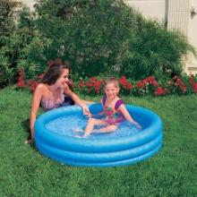 Intex 59416 3-Ring-Pool aufblasbarer Pool Bild 1