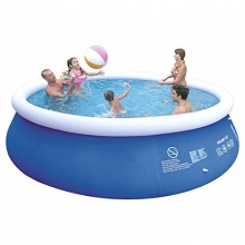Jilong aufblasbarer Pool Quick-up Pool 450 x 106 cm,  Bild 1