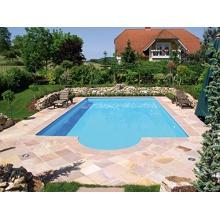 eingelassener Pool Ökopool Classic eingelassener Pool Bild 1