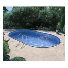 PREMIUM eingelassener Pool 5,30 x 3,20 x 1,20m Bild 1