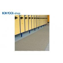 BON POOL Rutschfeste Bodenroste-Grau-60 cm,Bodenfolie Bild 1