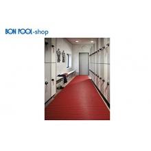 Bodenfolie BON POOL Rutschfeste Bodenroste-Rot-80 cm Bild 1