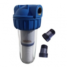 Mauk 306 Wasserfilter Duo-Filter 2-in-1, Pool Filter Bild 1