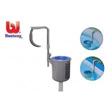 Pool Filter Surface Skimmer BESTWAY 58233 Reinigung Bild 1