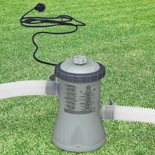 Intex Kartuschenfilteranlage Typ ECO 1250,Pool Filter Bild 1