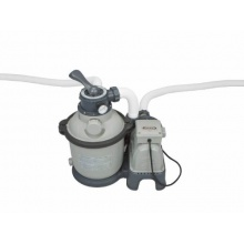 Intex 12-28644 - Sandfilteranlage Pool Filter Bild 1