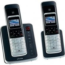 Swissvoice Eurit 459 TAM Colour Duo Schnurloses ISDN Telefon Bild 1