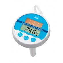 TFA Dostmann digitales Solar Poolthermometer 30.1041 Bild 1