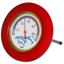 Pool Schwimmbad Thermometer Poolthermometer ELECSA  Bild 1