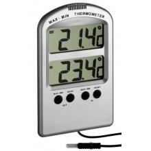 Elektronisches Maxima-Minima-Sigma,Poolthermometer  Bild 1
