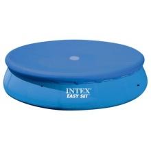 Intex Poolabdeckung für Easy-Pool, Schwarz, 305cm Bild 1