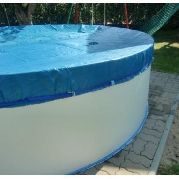 4 00m poolabdeckung abdeckplane schwimmbecken plane test for Garten pool testbericht