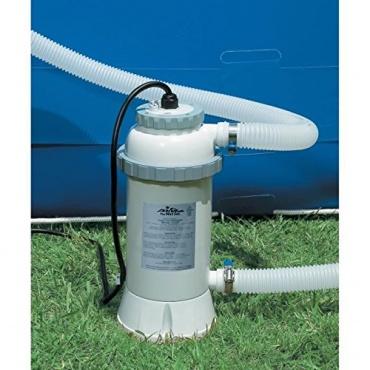 Intex Poolheizung Pool Heater, 25x25x45 cm / 2,6 Kg Bild 1