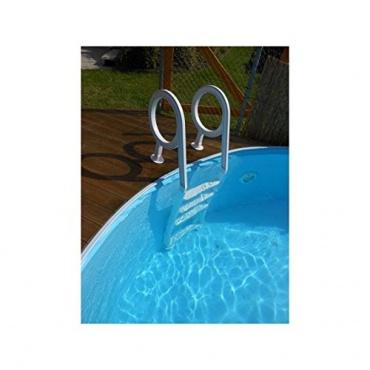 Poolleiter kunststoff von weixelbaumer test for Garten pool testbericht
