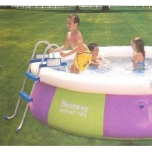 Bestway Poolleiter für Quick up Stahlrahmen Pools 76cm Bild 1