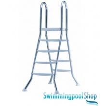Poolleiter Edelstahl 1,00 m von Freizeitwelt-online Bild 1
