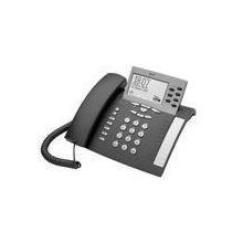 Tiptel 274 Schnurgebundenes Telefon (Aufbeantworter) schwarz Bild 1