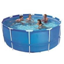 Stahlrahmen pools im test auf experten test for Garten pool 366x122