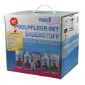 Wasserpflege für Pool Set Chlor pH,3,5 KG, mediPOOL Bild 1