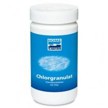 HOME SWIM 2933263 Chlorgranulat,Wasserpflege für Pool Bild 1