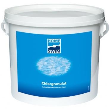 home swim 2933264 chlorgranulat wasserpflege f r pool test. Black Bedroom Furniture Sets. Home Design Ideas
