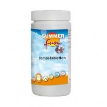 Summer Fun Combi Tablette Wasserpflege für Pool Bild 1