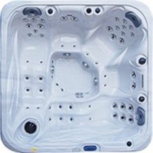 Oceanus Whirlpool Design Spa DS 201 Bild 1