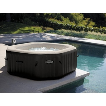 intex whirlpool pure spa bubble jet test. Black Bedroom Furniture Sets. Home Design Ideas