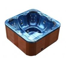 Outdoor Whirlpool Hot Tub Troja Spa  Bild 1