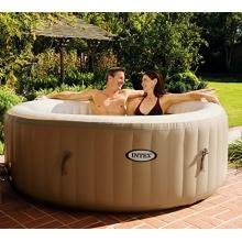 Intex 28404ED Whirlpool Bubble Therapy Bild 1