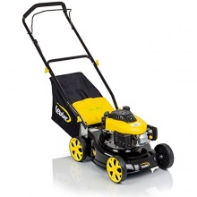 Benzin Rasenmäher Motormäher Mäher 1,9 kW 3 PS 1400 W  Bild 1