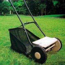 Handrasenmäher,Rasenmäher mit Auffangkorb Bild 1