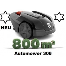 Husqvarna Automower 308 (granitgrau)Mähroboter  Bild 1